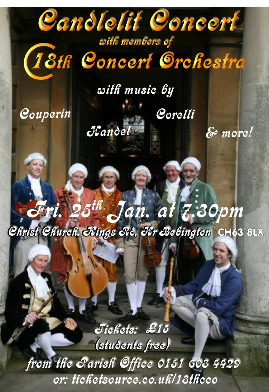 18th century concert orchestra Jan 2019 A4